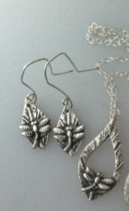 Introduction to silver clay course at LR Silver Jewellery www.lrsilverjewellery.co.uk